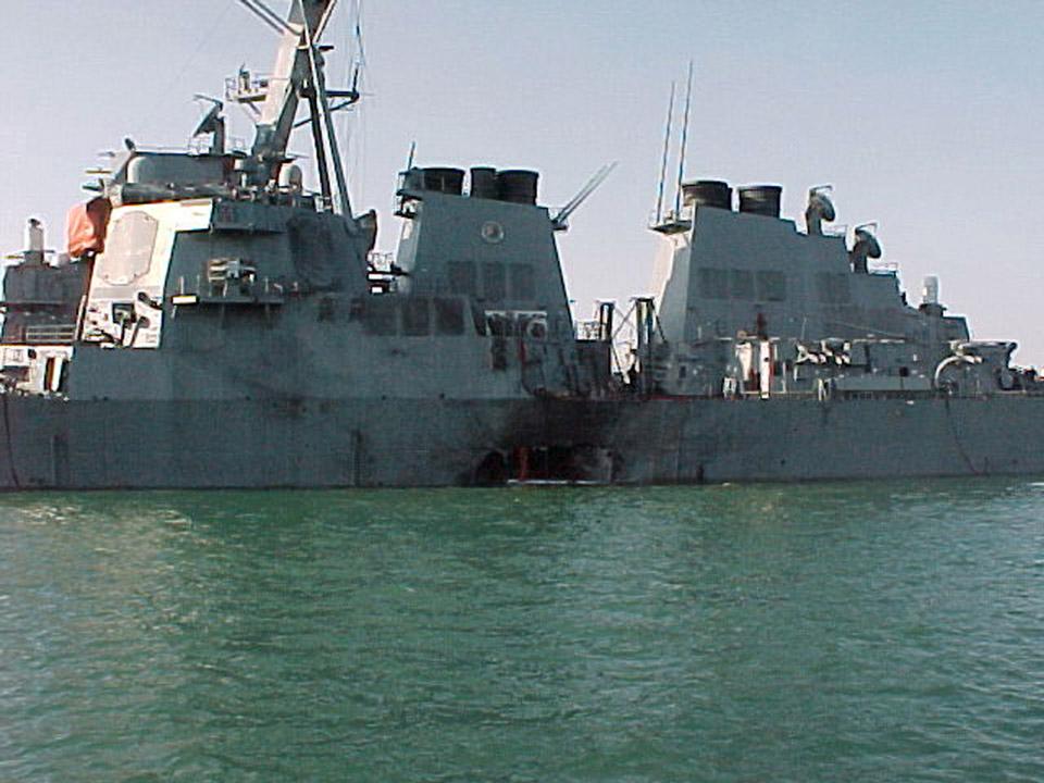 DDG-51 ARLEIGH BURKE-class - Navy Ships