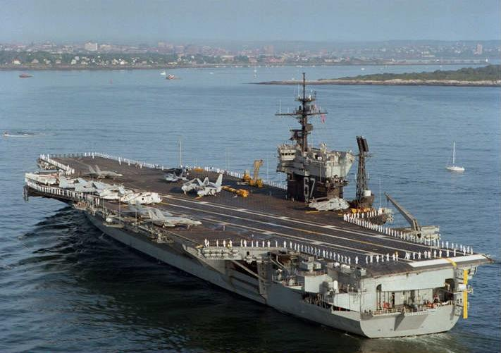 CV-67 John F. Kennedy