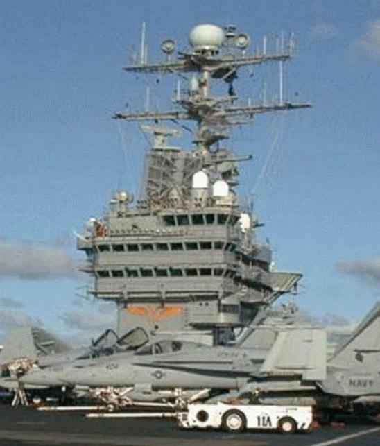 Cvn 68 Nimitz Class Navy Ships