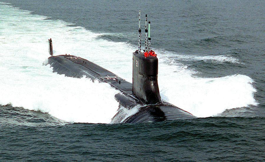 Ssn-21 Seawolf-class