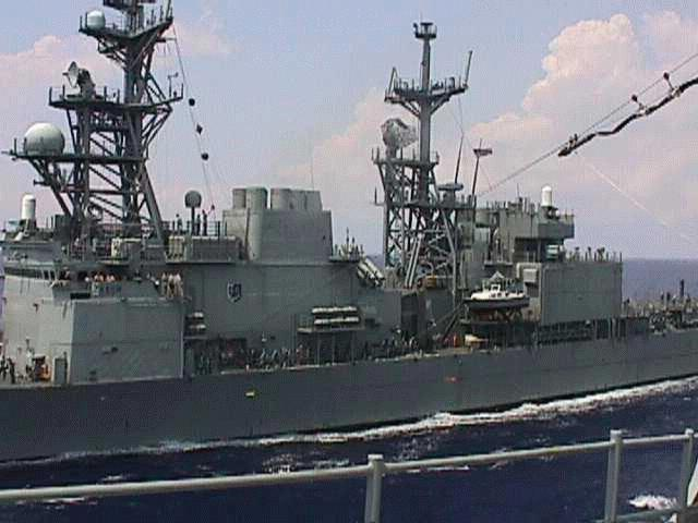 DD-963 SPRUANCE-class - Navy Ships