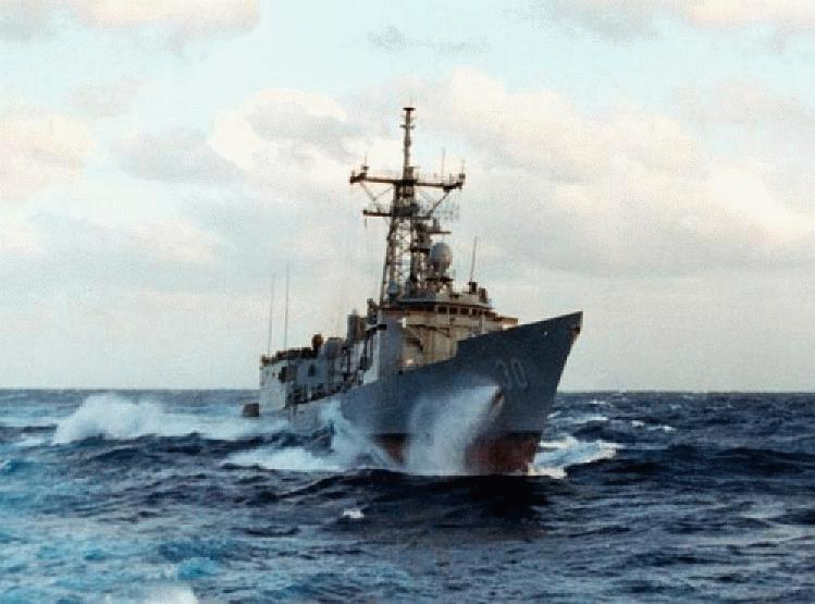 Ffg 7 Oliver Hazard Perry Class Navy Ships