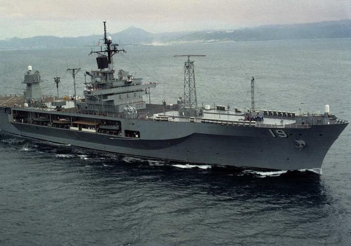 LCC 19 Blue Ridge class - Navy Ships