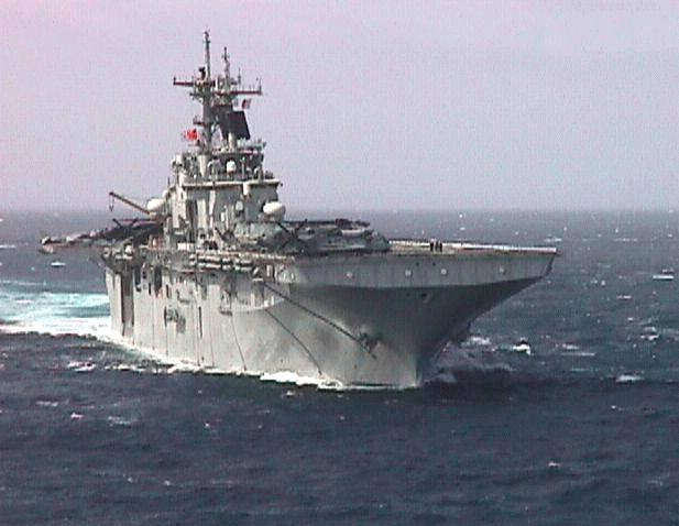 LHD-1 Wasp class - Navy Ships