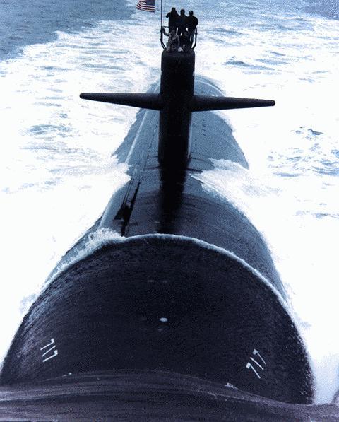 هذة هى اخطر غواصة فى سلاح البحرية الامريكى Ssn-717-p01