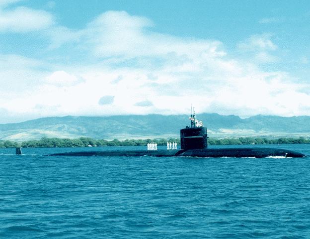 هذة هى اخطر غواصة فى سلاح البحرية الامريكى Ssn-721-p01