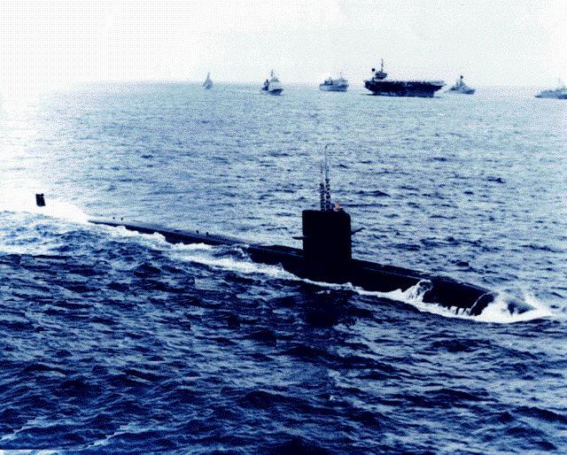 هذة هى اخطر غواصة فى سلاح البحرية الامريكى Ssn-724-p01