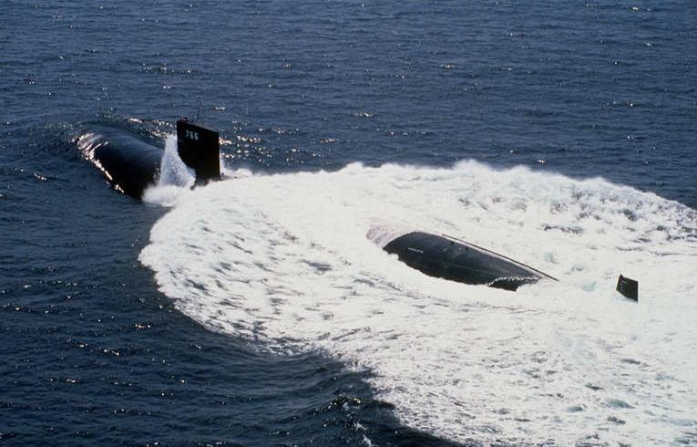 هذة هى اخطر غواصة فى سلاح البحرية الامريكى Ssn-766-dvic119