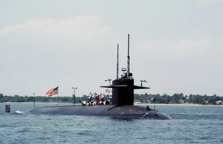 SSN-594 Permit class - Navy Ships