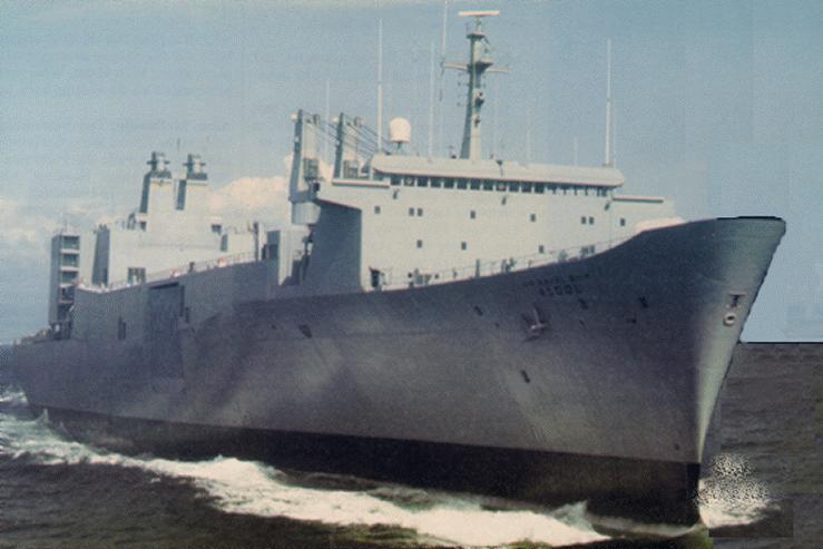 T Akr 287 Algol Sl 7 Type Fast Sealift Ships Navy Ships