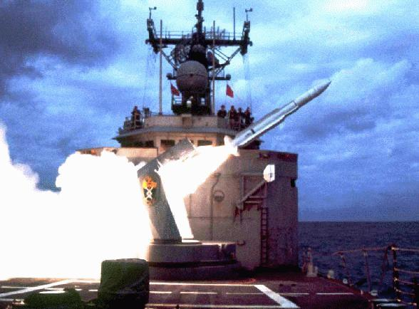 Mk 13 22 Guided Missile Launching System