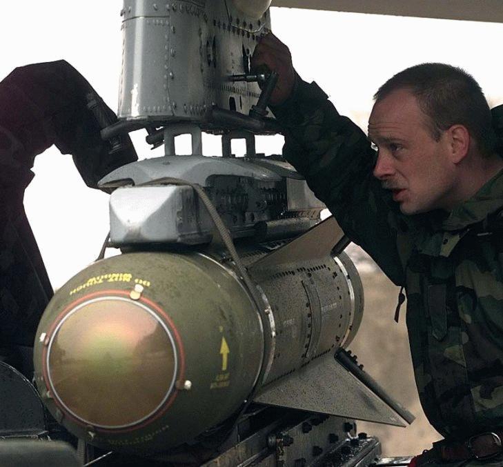 Agm 65 Maverick Smart Weapons