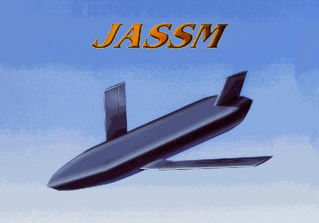 Agm 158 Joint Air To Surface Standoff Missile Jassm