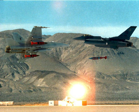 Joint Direct Attack Munition Jdam Gbu 31 Smart Weapons
