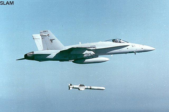 Agm 84 Harpoon Slam Smart Weapons