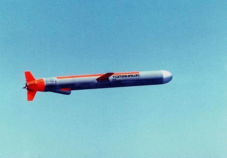 BGM-109 Tomahawk - Smart Weapons